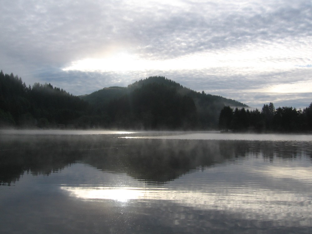 Questions about Fishhawk Lake vs. other Lakes in Oregon (3/5)