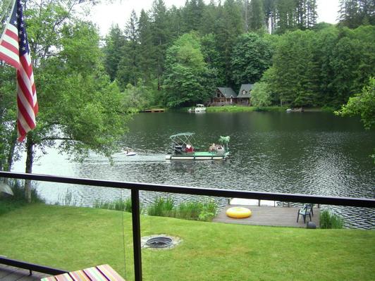 Fishhawk lake birkenfeld oregon for Fish lake oregon