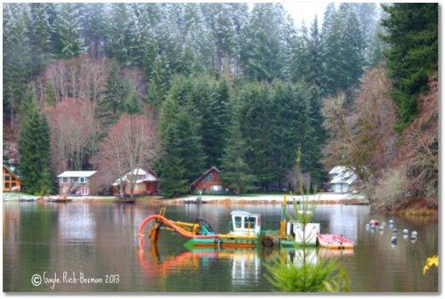 Fishhawk Lake Dredge