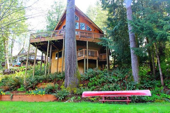 Lakefront Cabin Listed and Sold by Gayle Rich-Boxman